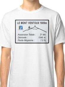 Mont Ventoux Cycling Classic T-Shirt
