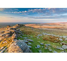 West Mill Tor II Photographic Print