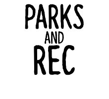 Parks and Rec Photographic Print