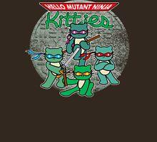 Hello Mutant Ninja Kitties Womens T-Shirt