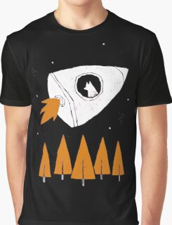 laika Graphic T-Shirt