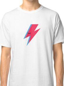 Aladdin Sane Lightning Bolt Classic T-Shirt