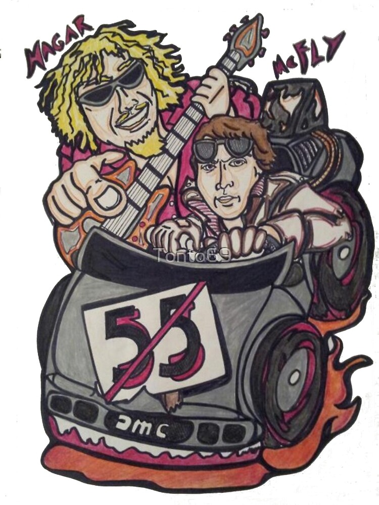We Can't Drive 55! by Tonto69