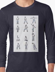 Napoleon Dance Long Sleeve T-Shirt