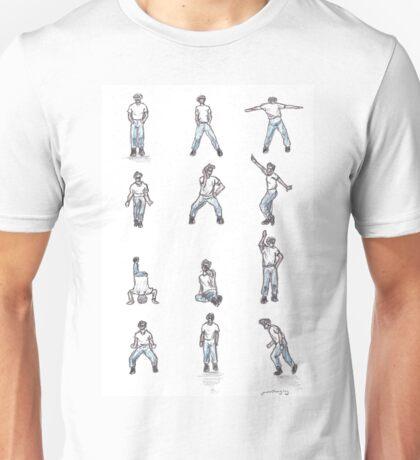 Napoleon Dance Unisex T-Shirt