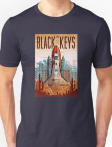 Black Keys Unisex T-Shirt