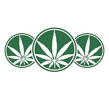 Cool Weed Logo Design by Style-O-Mat