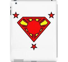 Super Philippines iPad Case/Skin