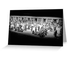 ©MS Museo De Antropología E Historia XIIIA Greeting Card