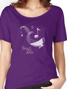 Tea and Jam Women's Relaxed Fit T-Shirt