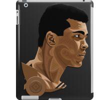 MUHAMMAD ALI VECTOR iPad Case/Skin