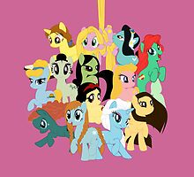 Pony Princess Collection by Ashley Krauss
