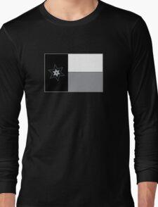 Spurs Flag Long Sleeve T-Shirt