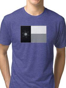Spurs Flag Tri-blend T-Shirt