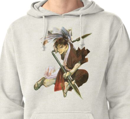 Blade of the Immortal #01 Pullover Hoodie