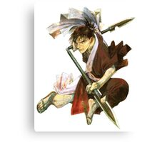 Blade of the Immortal #01 Canvas Print