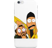 Jay and Silent Bob iPhone Case/Skin
