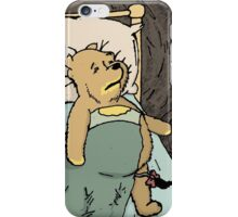 Pooh the Glutton iPhone Case/Skin