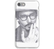 Jonny Depp iPhone Case/Skin