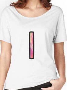 Letter I Women's Relaxed Fit T-Shirt