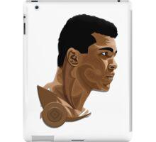 ALI FACE iPad Case/Skin