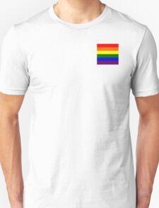 Gay pride Flag Unisex T-Shirt