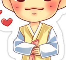 Seventeen Hanbok Chibi - Joshua Sticker