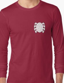 Classic Spidey - Chest Print Long Sleeve T-Shirt
