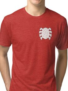 Classic Spidey - Chest Print Tri-blend T-Shirt
