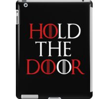 Hodor 2 iPad Case/Skin
