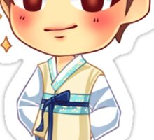 Seventeen Hanbok Chibi - Jun Sticker