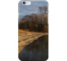 Early Light on the Beach iPhone Case/Skin