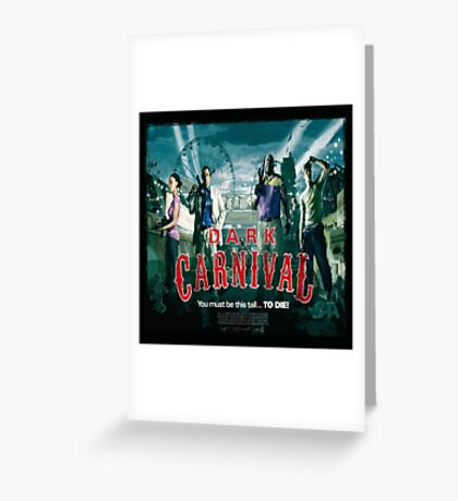 left 4 dead 2 Greeting Card