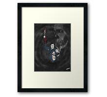 Ash Boomstick Framed Print