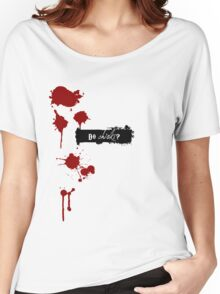 Do Chicks? 03 Red Wynonna Earp Women's Relaxed Fit T-Shirt