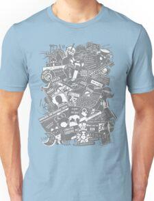 Ultimate Sherlock - Black and White Edition Unisex T-Shirt