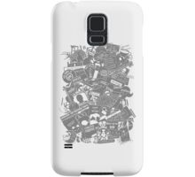 Ultimate Sherlock - Black and White Edition Samsung Galaxy Case/Skin