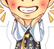 Seventeen Hanbok Chibi - Dokyeom Sticker