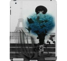 Flying Fish Coat In France iPad Case/Skin