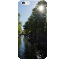 Amsterdam Spring - Green, Sunny and Beautiful iPhone Case/Skin