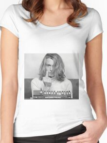 Johnny Depp Blow Women's Fitted Scoop T-Shirt