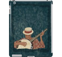Banjo iPad Case/Skin