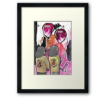 Aryan Brotherhood Framed Print