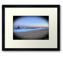 Photographing the Sygna Framed Print