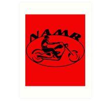 N.A.M.R cruiser Art Print