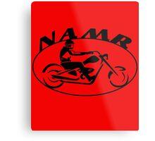 N.A.M.R cruiser Metal Print