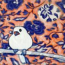 "Little Snow Bird 2 by Belinda ""BillyLee"" NYE (Printmaker)"