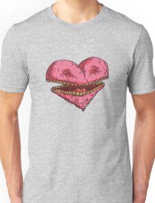 heart of laughter... Unisex T-Shirt
