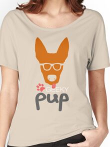 Geeky Pup Women's Relaxed Fit T-Shirt