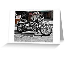 TIME FOR A RIDE Greeting Card
